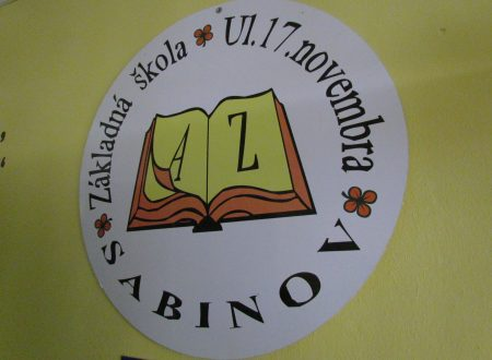 Visit in Sabinov, November 2018: activities shedule